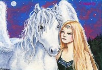 Marty_Helgeson_White_Pegasus_and_Lady_Elf_462x317